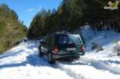 Cazorla Invernal 2016
