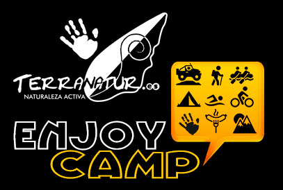 Logo enjoy camp Terranatur