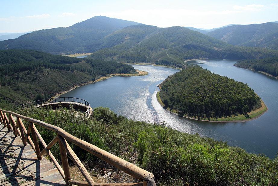 Meandro de El Melero: Una de las Excursiones