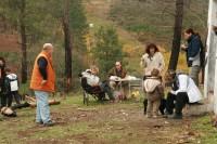 Aventura en Las Hurdes, otoño 2009