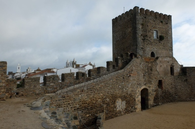 Castillo de Monsaraz. Portugal con Terranatur